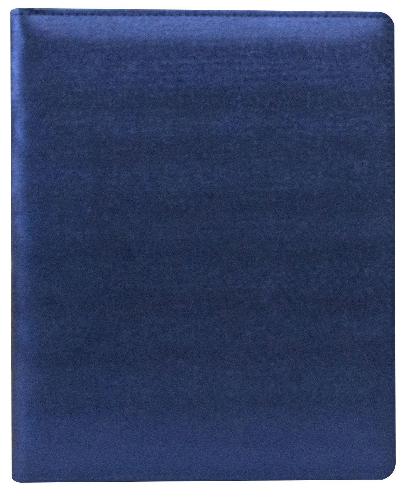 Agenda Planner Bonded Paper Based Blue