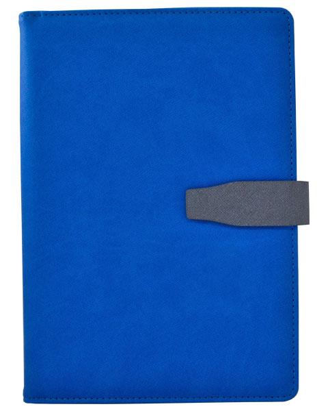 Executive Log Thermo PU Diva Blue