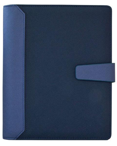 Agenda Planner Thermo PU Oris Blue
