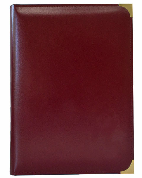 Corporate Portfolio Diary BPB / Special Cover Maroon