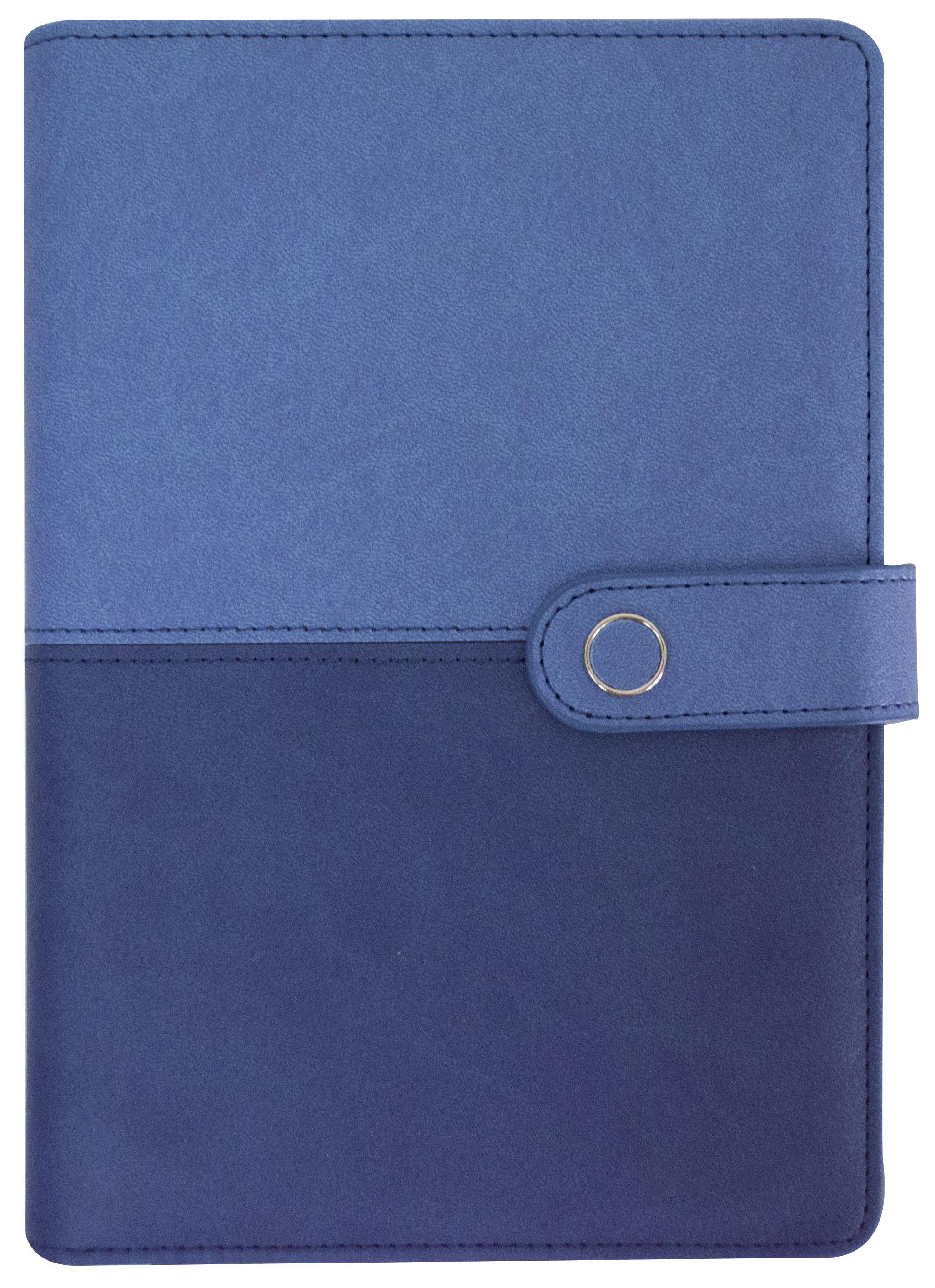 Executive Log Thermo PU Iris Blue