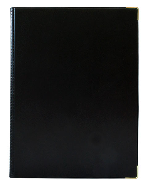 Management Diary Black